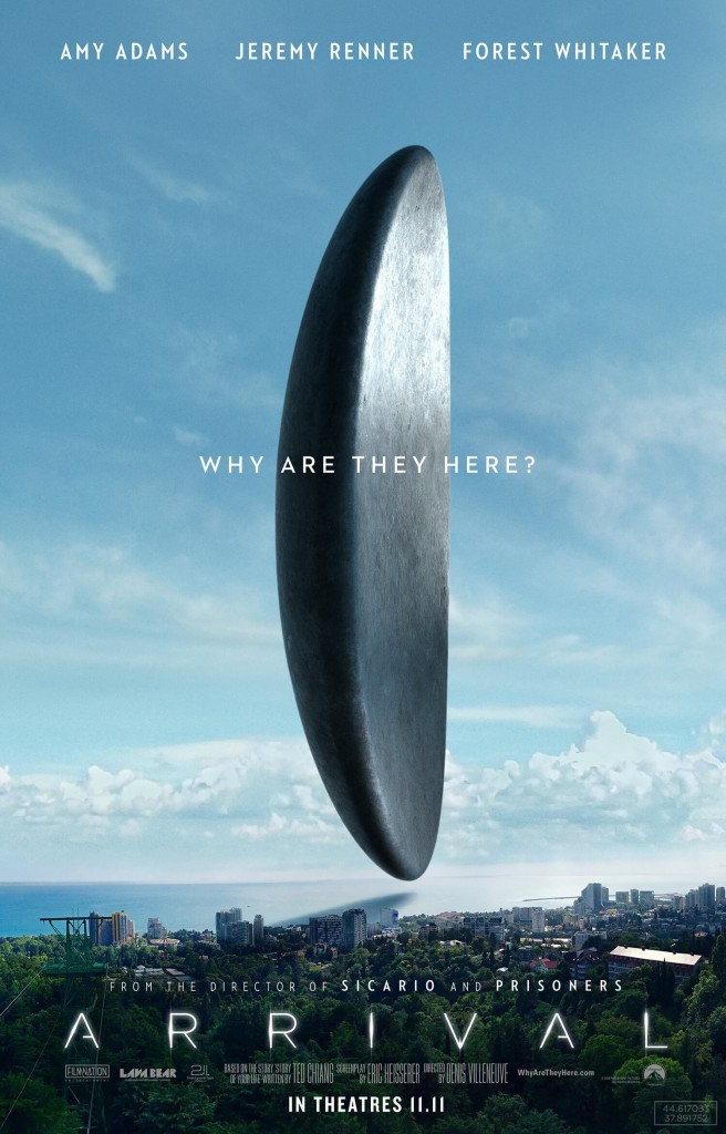 Arrival_Top 10 Movies